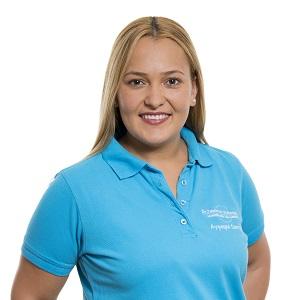 Frau Ayseguel Demirel Zahnmedizinische Fachangestellte