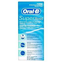 17_ORAL B Zahnseide Superfloss 1 Stueck