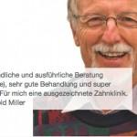 Herr Dr. Reinhold Miller