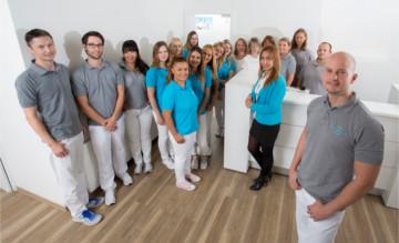 Zahnarzt Dr Zastrow und Kollegen Teamfoto